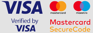 Safa payments with Visa and Mastercard