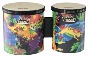 REMO KID´S PERCUSSION BONGO