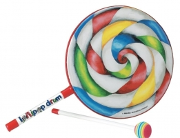 REMO KID´S PERCUSSION LOLLIPOP DRUM