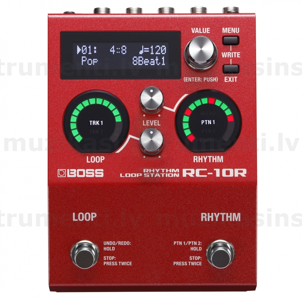 Boss RC-10R Loop Station Looper pedālis