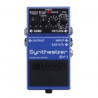 Boss SY-1 Guitar Synthesizer Pedalis