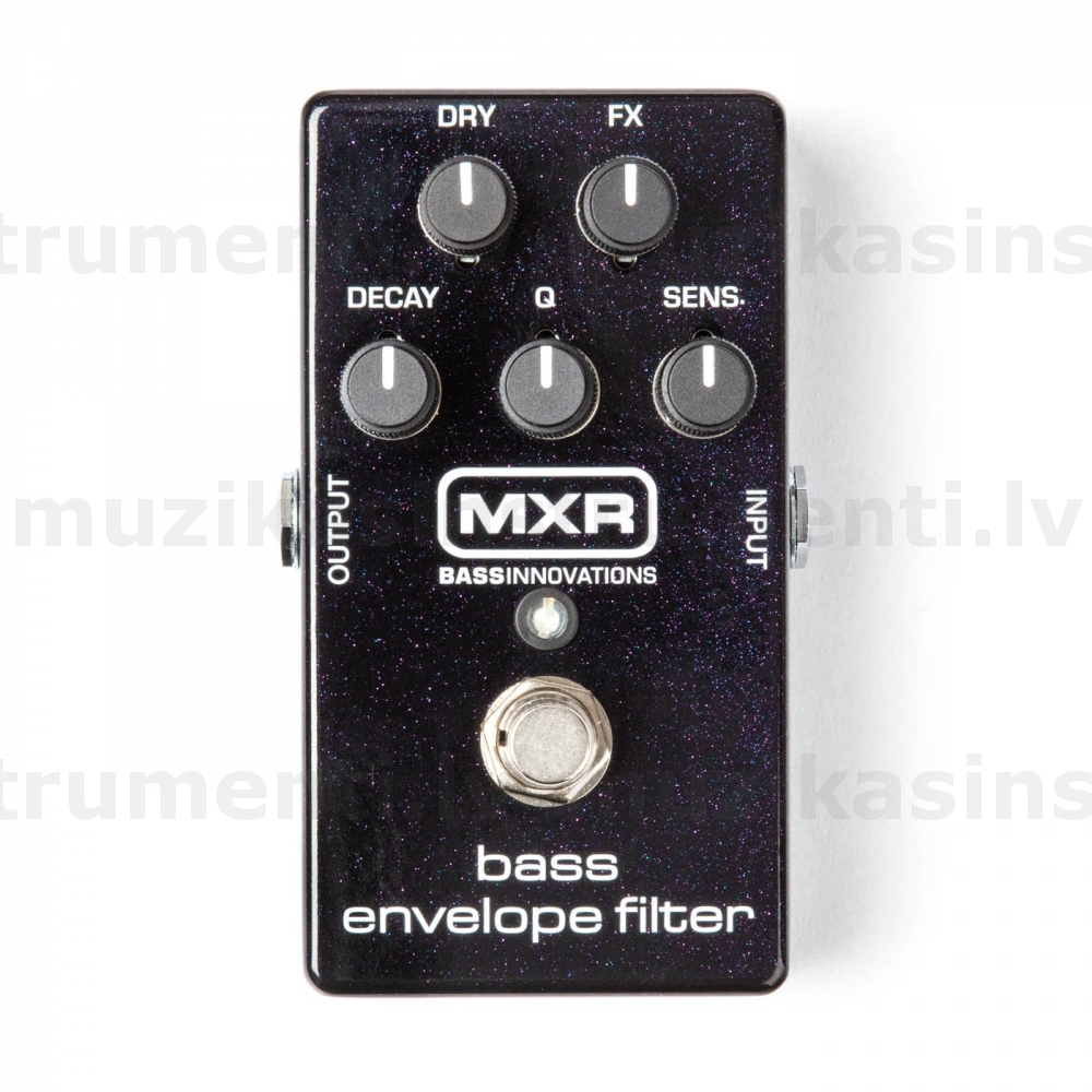 MXR Bass Envelope Filter pedālis