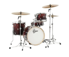 Akustiskis bungu komplekts Gretsch shell set Catalina Club Satin Antique Fade