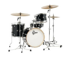 Akustiskis bungu komplekts Gretsch shell set Catalina Club Piano Black