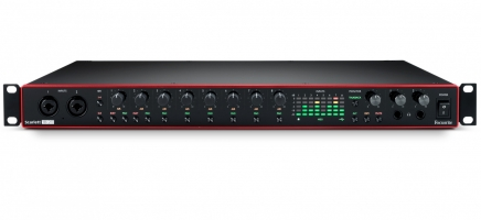 Focusrite Scarlett 18i20 3nd Gen Audio Interface