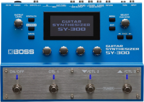 BOSS Guitar Synthesizer SY-300