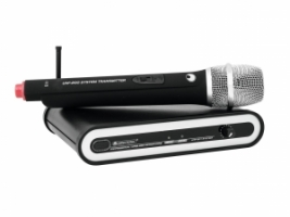 Wireless microphone system UHF-201