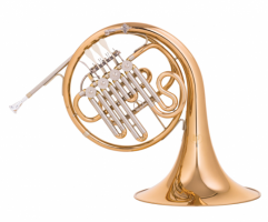 MTP Bb single french horn mod.830 G Custom