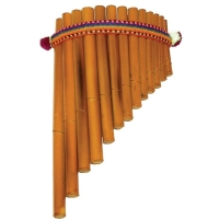 Panpipe Peru 13 notes
