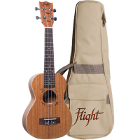 Koncerta ukulele Flight DUC323
