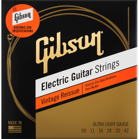Gibson Vintage Reissue Electric Guitar Strings 09-042