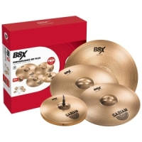 Sabian B8X Performance Set 45003X
