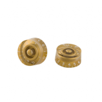 Gibson Speed Knobs-4 pack Gold