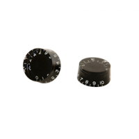 Gibson Speed Knobs-4 pack Black