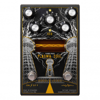 amechanger Audio Third Man Records Plasma Coil Octave Distortion Pedal