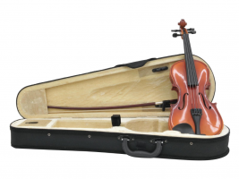 Violin 1/8 with bow in case