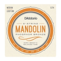 Daddario EJ74 Phosphor Bronze Mandolin Strings