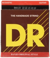 DR Strings Banjo 5 String: 10, 12, 15, 23, 10