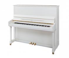 Pianīns Blüthner Irmler P 116 Europe White