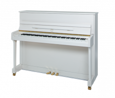 Pianīns Blüthner Irmler P 132 Europe White