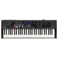 Yamaha YC61 61-Key Drawbar Organ & Stage Keyboard with Semi-Weighted Waterfall Keyboard