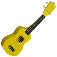 UKULELE SOPRANO YELLOW