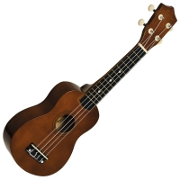 UKULELE SOPRANO BROWN