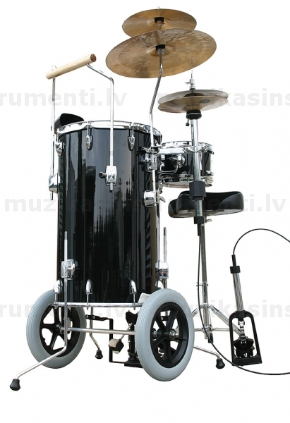 MTP mobile drumset Showtime
