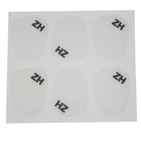 Mouthpiece cushions ZH CLEAN 6 pcs