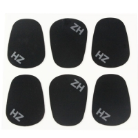 Mouthpiece cushions ZH Black 6 pcs