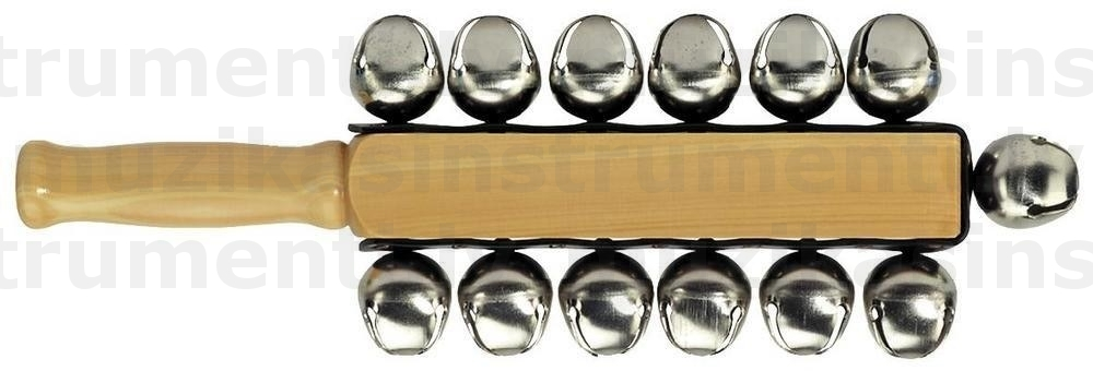 Gewa Sledge Shells 13 bells
