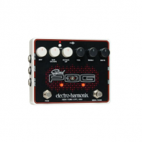 Electro Harmonix Soul POG Overdrive and Octave Pedal