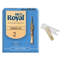 Rico Royal 2 Medium Soprano Reed