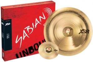 Sabian XSR Effects Set