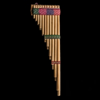 Panpipe Peru 23 notes