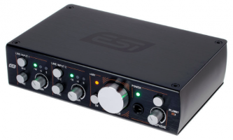 Ethernet Audio Interfaces ESI Planet 22x