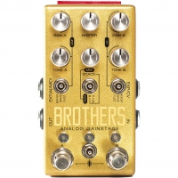 Chase Bliss Audio Brothers Analogue Gainstage Drive