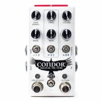 Chase Bliss Condor Analog Overdrive, EQ & Filter