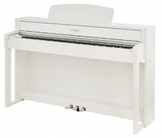 Digital piano Gewa UP 380 WK W