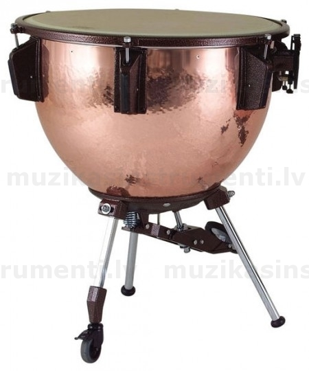 "Adams Universal Pedal 32"" hammered copper timpāns"