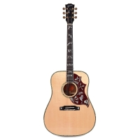 Elektriskā ģitāra Gibson Hummingbird Custom Koa Antique Natural