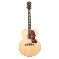 Elektro akustiskā ģitāra Gibson SJ-200 Standard Maple Antique Natural