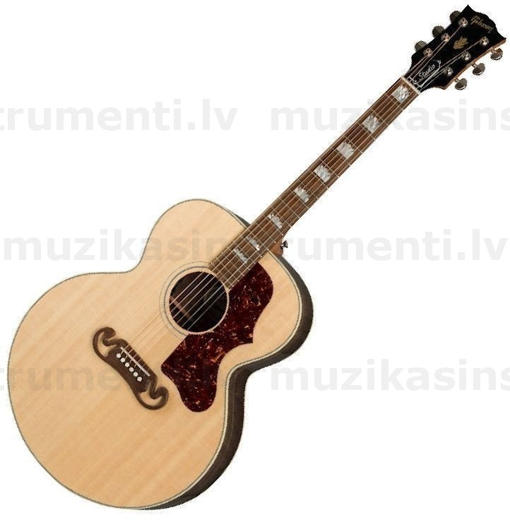 Gibson SJ-200 Studio Walnut Antique Natural