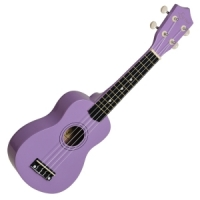 Soprano Ukulele Gloss Purple