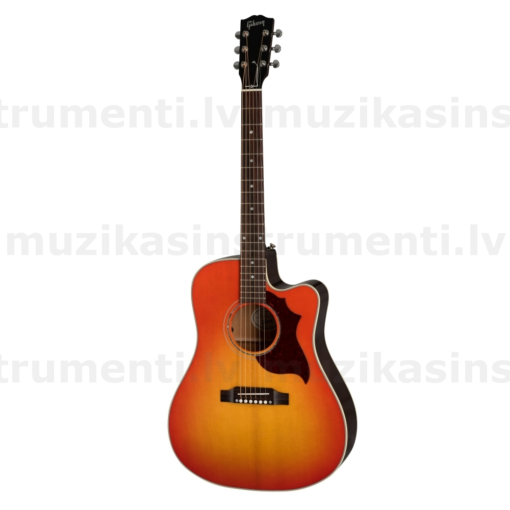 Gibson Songwriter Modern EC Mahogany Light Cherry Sunburst