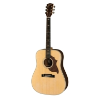 Elektro akustiskā ģitāra Gibson Hummingbird Sustainable Antique Natural