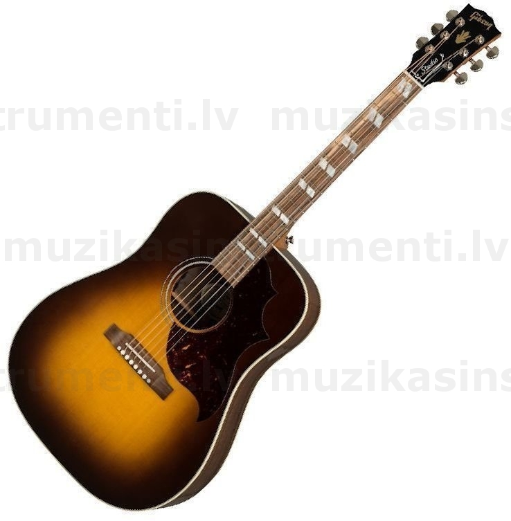 Gibson Hummingbird Studio Walnut Walnut Burst