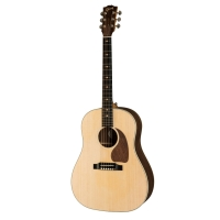 Elektro akustiskā ģitāra Gibson J-45 Sustainable Antique Natural