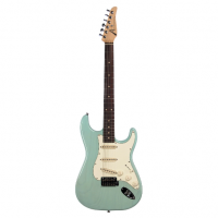 Tom Anderson Icon Classic Trans Baby Blue