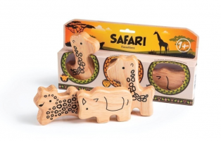Safari Set 3 Parts